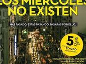 """Sortemos entradas dobles para """"Los miércoles existen"""" Teatro Fígaro Madrid"""