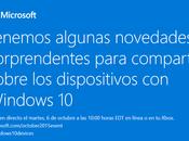 Microsoft anuncia evento para presentar novedades dispositivos Windows