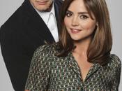 Jenna Coleman abandonará 'Doctor Who' tras novena temporada.
