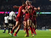 Comenzó Mundial Rugby: Triunfo inglés punto bonus