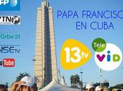 Papa Francisco #Cuba (ver online)