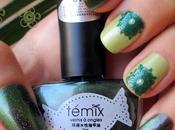 RETO COLORES (Verde): Esmalte Témix