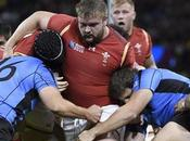 Ante gente, Gales impuso lógica contra Uruguay debut.