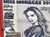 Valeria Vespoli Miss Monagas 2015 Favoritas Venezuela