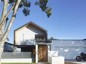 Simple, atractiva minimalista vivienda Australia.