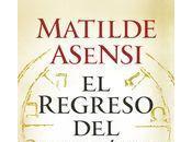 Matilde Asensi: Regreso Catón