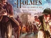 Watson Holmes, nuevos casos detective famoso
