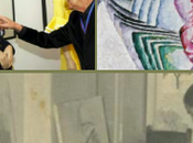 Agenda exposiciones: columna infinita, Miradas cruzadas, moda Nashreen Mohamedi.