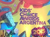 Kids´Choise Awards Argentina 2015: cuento trata votar!