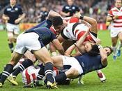 Mundial Rugby: Escocia lugar sorpresas venciendo 45-10 Japón.