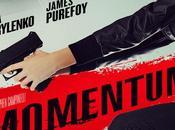 """Trailer oficial v.o. para thriller accion """"momentum"""", olga kurylenko"""