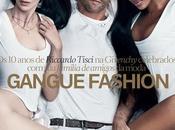 Naomi Campbell, Ricardo Tisci Mariacarla Boscono portada Vogue Brasil