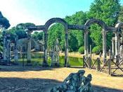 Villa Adriana: escenario vida imperial
