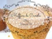 Receta: Muffins Canela
