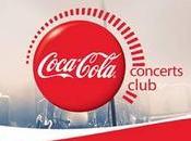 Coca-cola concerts club. ganadores concurso bandas