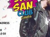Inauguaración SanSan Club Gandía: Carlos Sadness Hombre Tranquilo (26.Septiembre.2015)