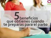 beneficios preparación para parto