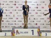 Giselle Soler consagró subcampeona mundo junior Cali