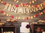 Casarse junto otoño. bodas otoño espíritu playa