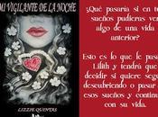 """Reseña vigilante noche"""" Lizzie Quintas"""