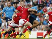 Mundial Rugby: Italia debió sufrir para vencer 23-18 Canadá.