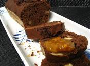Plumcake chocolate nueces