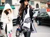 Street style inspiration; capes autumn.-