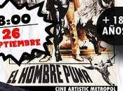 VHZ: cara Blockbusters. Hombre Puma