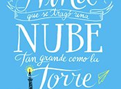 niña tragó nube grande como torre Eiffel, Romain Puértolas