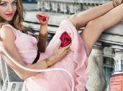 Amanda Seyfriend protagoniza nueva campaña perfumes Givenchy