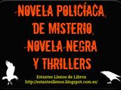 Recomiéndame libro: Novela policíaca, misterio, novela negra thrillers