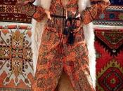 Stella Maxwell convierte diosa bohemia para Vogue Rusia