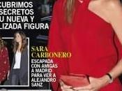 Sara Carbonero Paula Echevarría, girls amigas cómplices