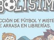 ¡Sorteo nuevo libro futbolísimos!
