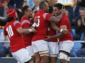 Tonga, próximo rival Pumas, venció Namibia, punto bonus.