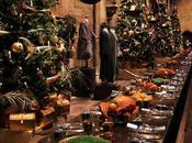 Fans Harry Potter cenarán Hogwarts Navidad
