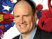 emoción Kevin Feige tener Spider-Man