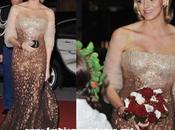 Charlene Wittstock, Armani Privé, deslumbrante baile gala Nacional Mónaco