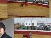 Salvador cortes encierra cuatro novillos peñajara coria