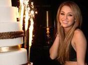 Miley Cyrus cumple años celebra madre