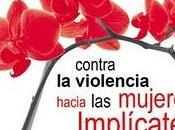 Participa actividades contra violencia hacia mujer