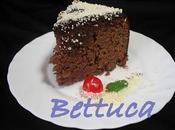 Tarta bizcocho chocolate