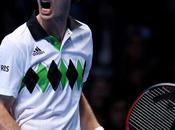 World Tour Finals: Murray quedó otro boleto semis