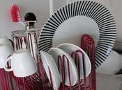Ikea hack: Centro decorativo como escurreplatos