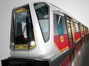 Conoce nuevos vagones metro Varsovia