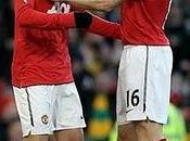 Park participa goleada Manchester United Blackburn Rovers( 7-1)
