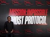 Cruise concluye rodaje nueva entrega Misión Imposible
