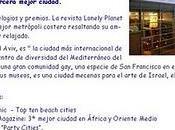"""Viajes: Aviv, según """"Lonely Planet"""", tercera mejor ciudad"""