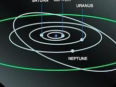 Oscuro planeta gigante acecha confines sistema solar