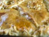 Como preparar empanada raxo zorza